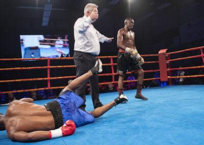 Danish Fight Night Galla - Frederiksberg Hallerne – Lørdag 24. november 2018