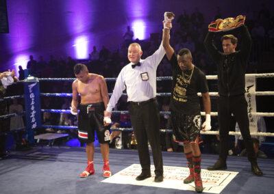 Danish Fight Night 18/1-2019 Enock Poulsen vs Berman Sanchez